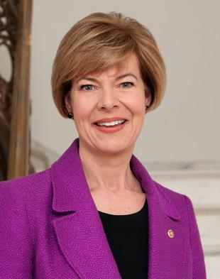 Picture of quotation author Tammy Baldwin