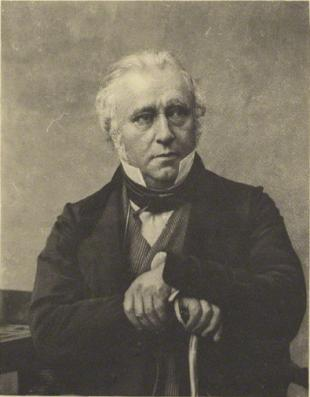 Picture of quotation author Thomas Babington Macaulay