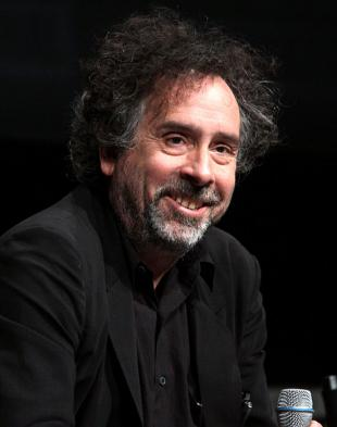Picture of quotation author Tim Burton