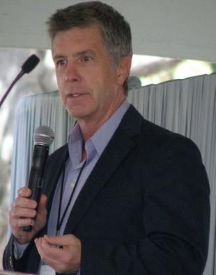 Picture of quotation author Tom Bergeron
