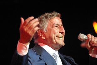 Picture of quotation author Tony Bennett