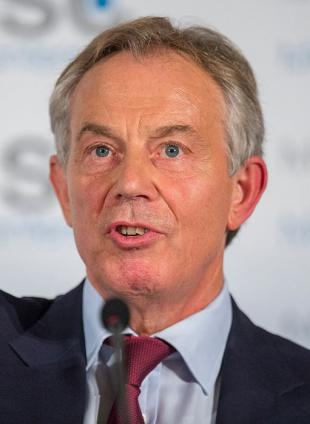 Picture of quotation author Tony Blair