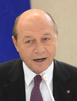 Picture of quotation author Traian Basescu