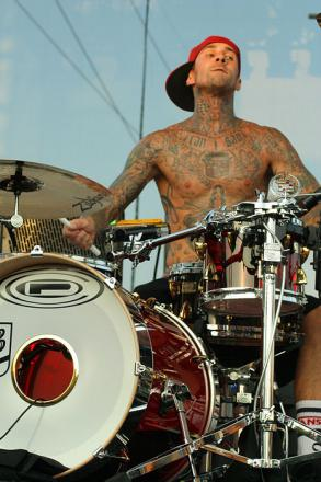 Picture of quotation author Travis Barker