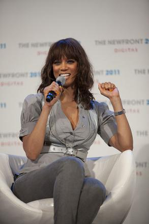 Picture of quotation author Tyra Banks