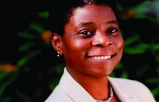 Picture of quotation author Ursula Burns