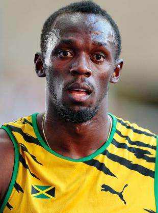 Picture of quotation author Usain Bolt