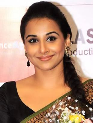 Picture of quotation author Vidya Balan