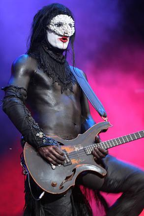 Picture of quotation author Wes Borland