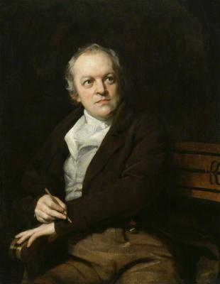 Picture of quotation author William Blake