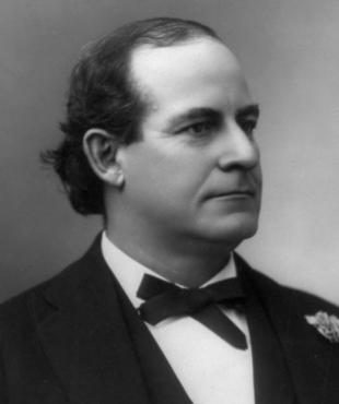 Picture of quotation author William Jennings Bryan
