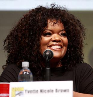 Picture of quotation author Yvette Nicole Brown