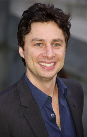 Picture of quotation author Zach Braff