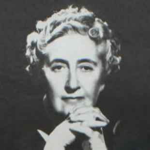 Picture of quotation author Agatha Christie