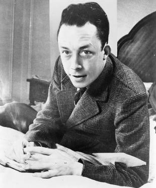 Picture of quotation author Albert Camus