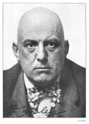 Picture of quotation author Aleister Crowley