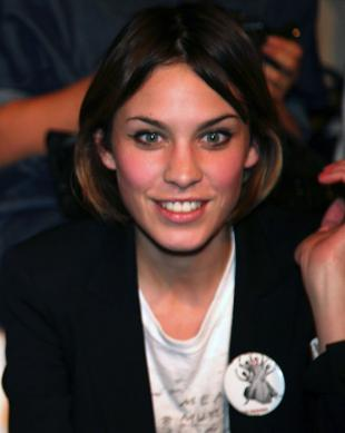 Picture of quotation author Alexa Chung