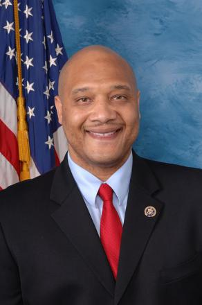 Picture of quotation author Andre Carson
