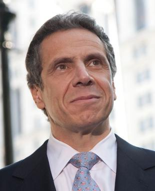 Picture of quotation author Andrew Cuomo