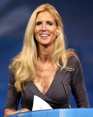 Picture of quotation author Ann Coulter