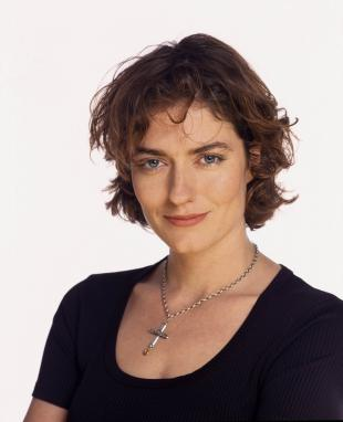 Picture of quotation author Anna Chancellor