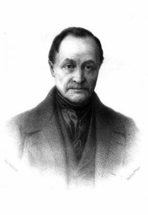 Picture of quotation author Auguste Comte