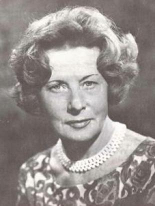 Picture of quotation author Barbara Castle