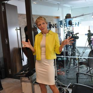 Picture of quotation author Barbara Corcoran