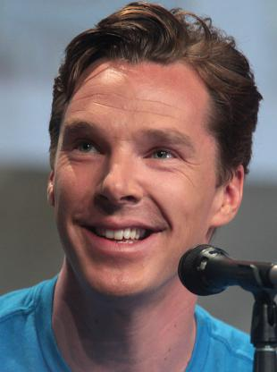 Picture of quotation author Benedict Cumberbatch