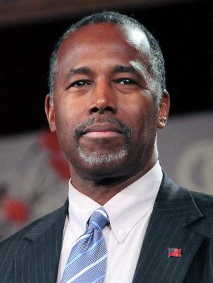Picture of quotation author Benjamin Carson
