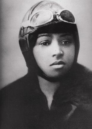 Picture of quotation author Bessie Coleman