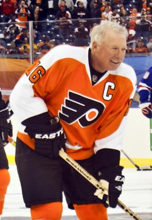 Picture of quotation author Bobby Clarke