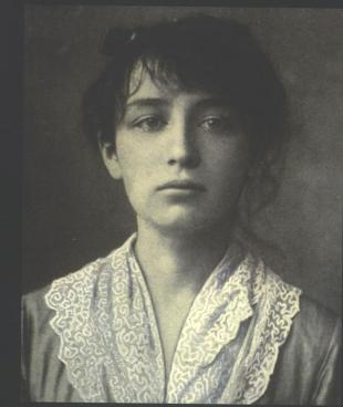 Picture of quotation author Camille Claudel