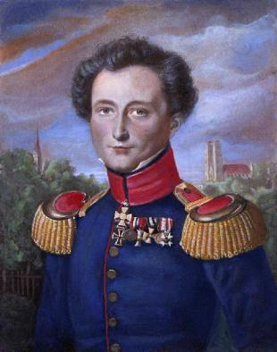 Picture of quotation author Carl von Clausewitz