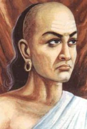Picture of quotation author Chanakya