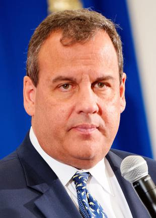Picture of quotation author Chris Christie