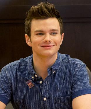 Picture of quotation author Chris Colfer