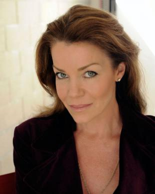 Picture of quotation author Claudia Christian