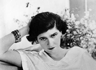 Picture of quotation author Coco Chanel