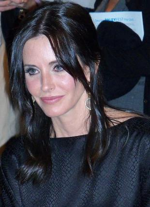 Picture of quotation author Courteney Cox