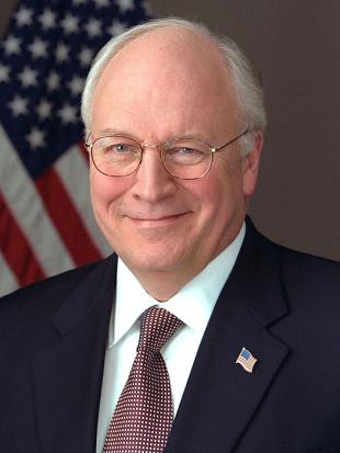 Picture of quotation author Dick Cheney