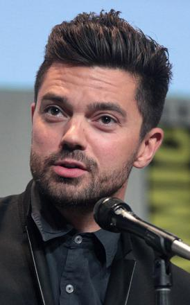 Picture of quotation author Dominic Cooper
