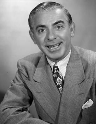 Picture of quotation author Eddie Cantor
