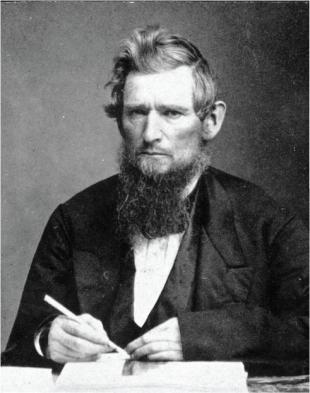 Picture of quotation author Ezra Cornell