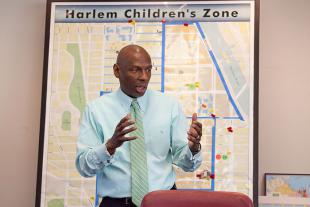 Picture of quotation author Geoffrey Canada