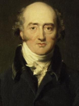 Picture of quotation author George Canning