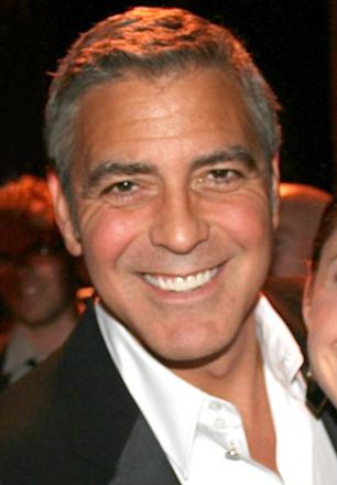 Picture of quotation author George Clooney