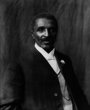 Picture of quotation author George Washington Carver