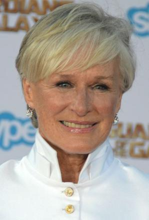 Picture of quotation author Glenn Close
