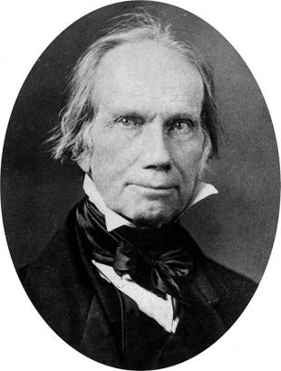 Picture of quotation author Henry Clay